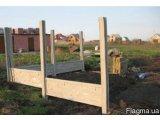 Фото 1 Установка бетонного забора 332628