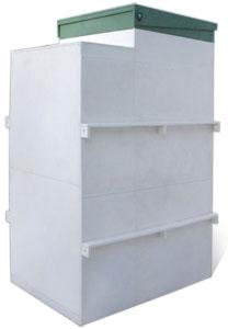 Установка для очистки сточных вод ТОПАС-5 (модификация может быть разная, в зависимости от условий на объекте)