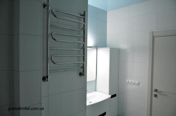 установка и подключение электрического полотенцесушителя