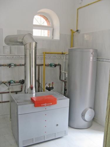Установка котлов, бойлеров, отопление, водоснабжение, канали зация