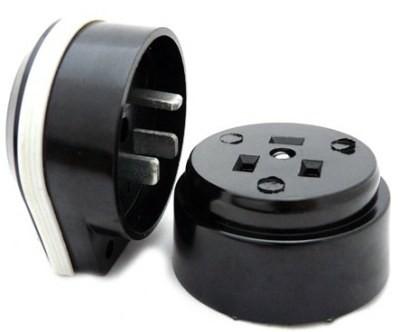 установка розетки для электроплиты