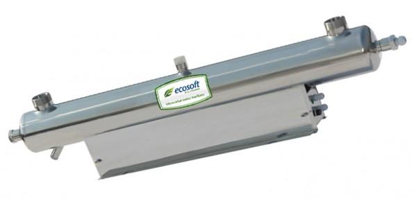 Установка ультрафиолетового обеззараживания воды Ecosoft UV ET-24