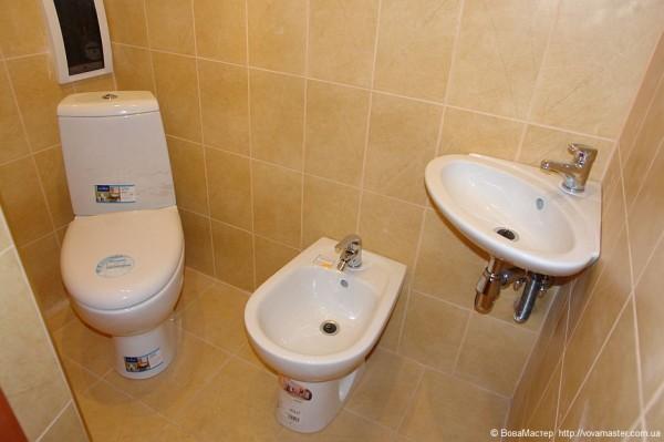 Установка: унитаза, умывальника, мойки, стиралки, полтенчика, ванны, душкабины.