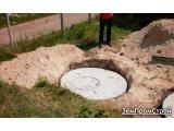 Фото  1 Устройства септиков из бетонных колец 2083279