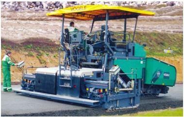 Устройство дорожного корыта с применением механизмов