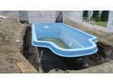Утепление бассейнов - напыляемый пенополиуретан