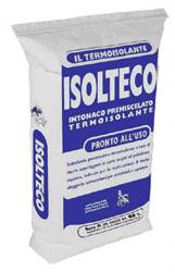 Утепление фасада машинным способом,теплоизоляционной штукатуркой с полистиролом Изолтэко (Италия)