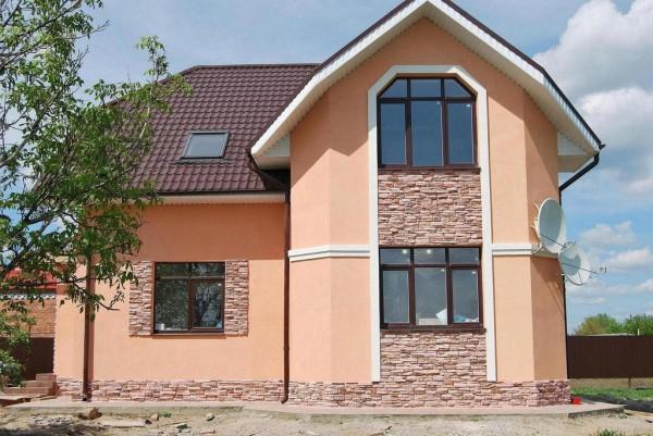Утепление фасадов базальтовой ватой , Фасадные работы , Запорожье
