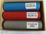 Фото  8 Теплоизоляция K-FLEX PE COILS BLUE 04 х 022-80 мп в полимерной оболочке для труб в стяжке 2858469