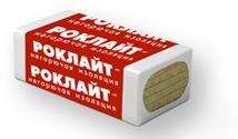 Утеплитель базальтовая вата Роклайт 100мм (5 шт/уп)(1*0,5м)