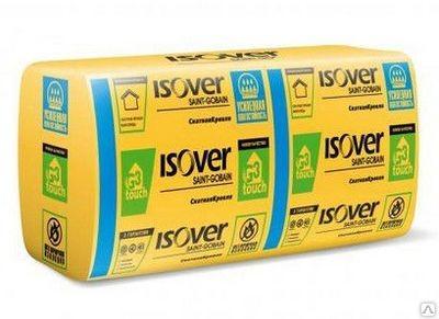 Утеплитель Isover Скатная кровля 50 мм 610*1170 (14.27 м2 уп)