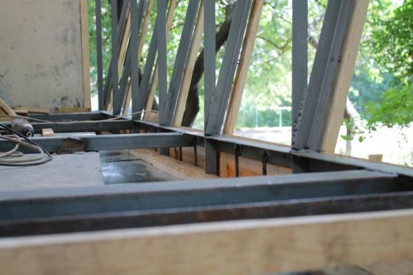 Увеличение площади балкона