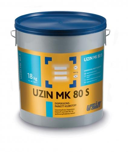 Uzin MK 80 S neu Клей на водной основе для паркета