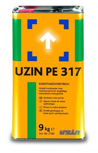 Uzin PE 317 грунт для паркетного клея