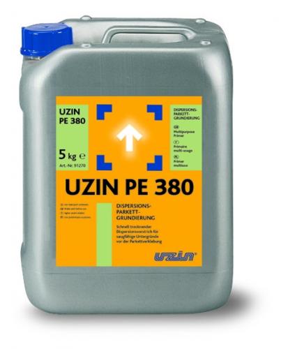 Uzin PE 380 дисперсионная грунтовка для паркетных клеев