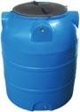 V-300 Емкость вертикальная. Объем 300 л. Материал: полиэтилен, устойчив к ультрафиолету, не изменяет свойства жидкостей.