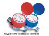 Лічильник води одноструменевий PoWoGaz JS Ду 15-20