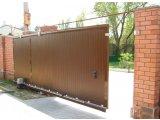 Фото 1 Откатные ворота Одесса под ключ 322974