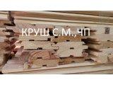 Фото 1 вагонка деревянная толщиной 40 мм 338393