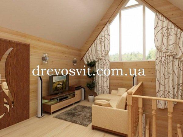 Вагонка дерев'яна сосна. Розміри: 80*14мм, довжина 1,0-1,4м. Суха, шліфована, цілісна, екологічно-чиста. Доставка.