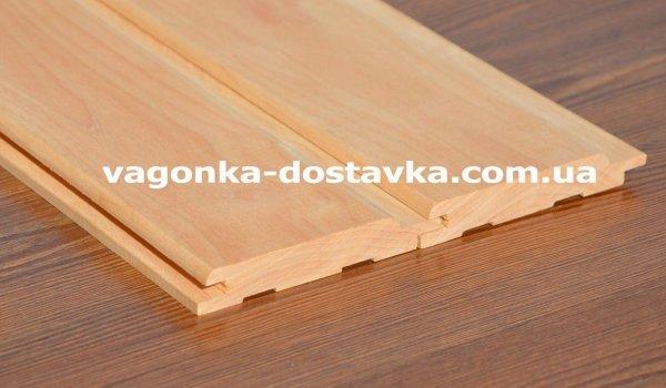 Фото  1 Стеновые панели: вагонка деревянная. От производителя. Доставка по адресу! 347812