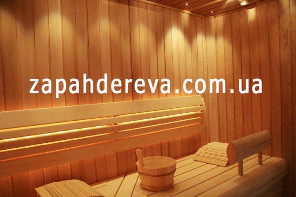 Фото 1 Вагонка Ольха Буча для отделки бани, сауны 324960