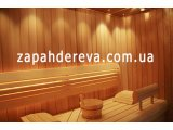 Фото 1 Вагонка Вільха Буча для обробки лазні, сауни 324960