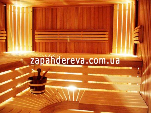 Фото 6 Лежак брус полок для сауни, бані Рівне 327699