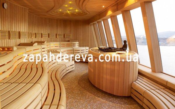 Фото 7 Вагонка Ольха Буча для отделки бани, сауны 324960