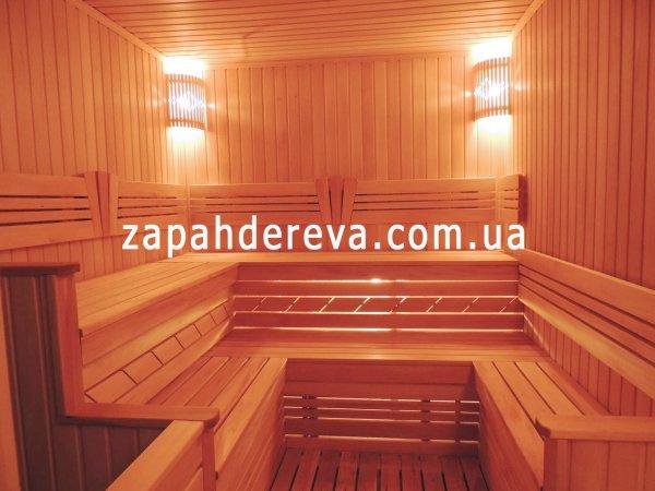 Фото 1 Лежак брус полок для сауни, бані Рівне 327699