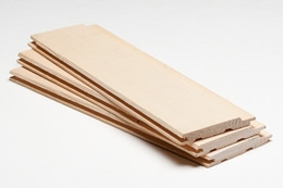 Вагонка (евровагонка) 12,5х88х2400 сорт А. Хвойных пород - ель, сосна.