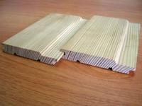 Вагонка (евровагонка) 12,5х88х2400 сорт В. Хвойных пород - ель, сосна.