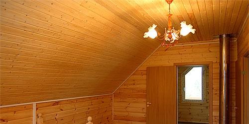 Вагонка изготовлена с экологически чистой древесины, цельная.