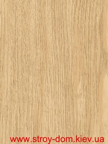 Вагонка МДФ производства Кроношпан размер панели 153х2600х7 Дуб светлый 1801