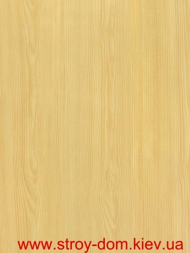 Вагонка МДФ производства Кроношпан размер панели 153х2600х7 Сосна 1815