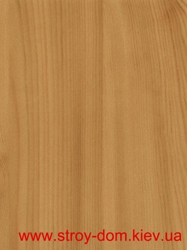Вагонка МДФ производства Кроношпан размер панели 153х2600х7 Сосна золотая 1820