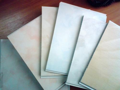 Вагонка, Панель ПВХ. Цв: белый, фиалка, беж, венеция, зелен. Ламинированная и матовая. Разм. : 8х100,250х6000мм.