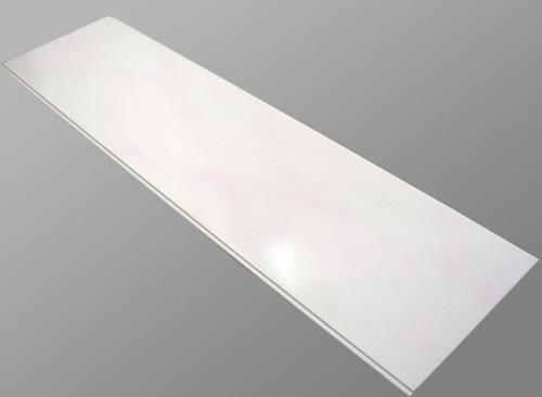 Вагонка пластиковая 0,25х3,00х0,01м Мрамор розовый П 00111