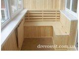 Фото  1 Вагонка деревяна сосна. Європрофіль. Екологічно-чистий та практичний матеріал. Ціни виробника. 1972871