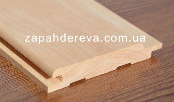 Фото 2 Вагонка деревяна Жмеринка : сосна, липа, вільха 327353