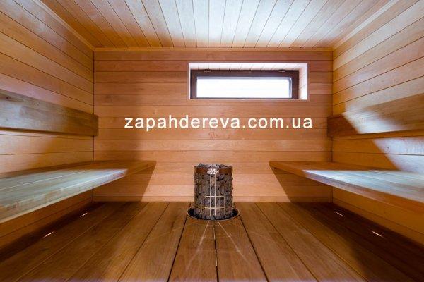 Фото 4 Вагонка вільха Костопіль – для сауни та бані 327116