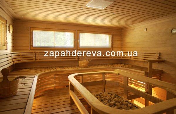 Фото 8 Лежак брус полок для сауни, бані Рівне 327699