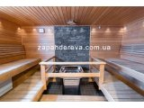 Фото  8 Вагонка для бани, сауны. Ольха светлая(цвет липа ). Сорт 8. Профиль Евро. Бесплатная доставка. 60080