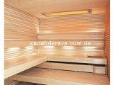 Фото 6 Вагонка вільха Броди для сауни, бані 326552