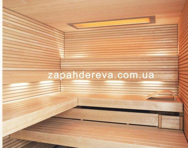 Фото 6 Вагонка Ольха Буча для отделки бани, сауны 324960