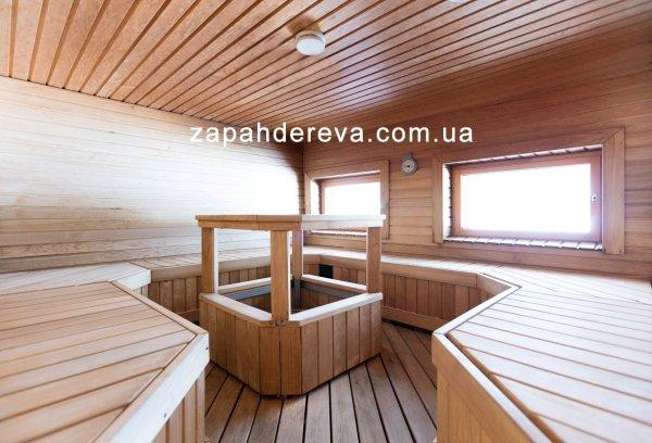 Фото 8 Вагонка Ольха Буча для отделки бани, сауны 324960