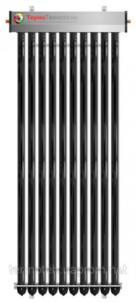 Вакуумный солнечный коллектор СКВ-С-10