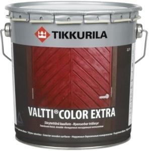 Валтти Колор Экстра Органоразбавляемый колеруемый лессирующий антисептик на масляной базе для внешнего применения