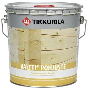 Валтти-Похъюсте грунтовочный антисептик Органоразбавляемый грунтовочный антисептирующая формула на масляной базе
