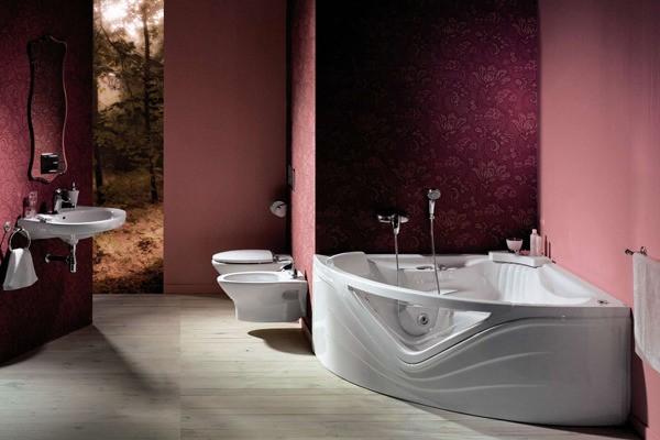 Ванна акриловая POOL SPA ORCHIDEA 150*150